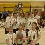 South Solihull Netball Skills Competition '10